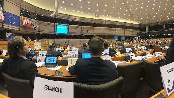 Comitato europeo delle regioni, Bianchi (Lega):