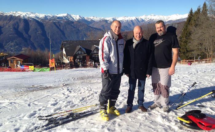 Il sole bacia il ritorno sugli sci in Forcora, tanti gli appassionati sulle piste