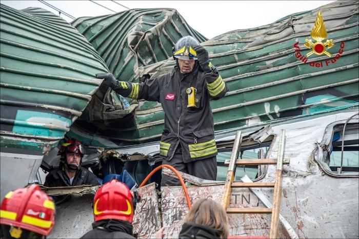 Pioltello: tre le vittime, 46 feriti. Aperta inchiesta per disastro ferroviario colposo