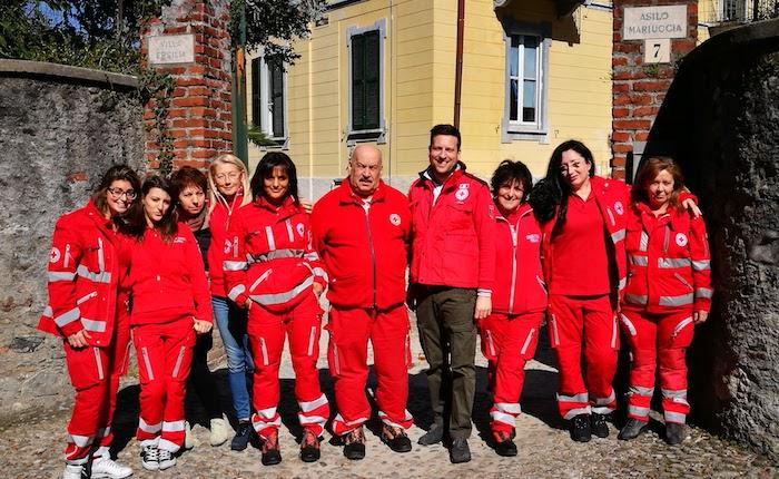 Croce Rossa Luino, sabato inizia il progetto integrazione e inclusione all'Asilo Mariuccia