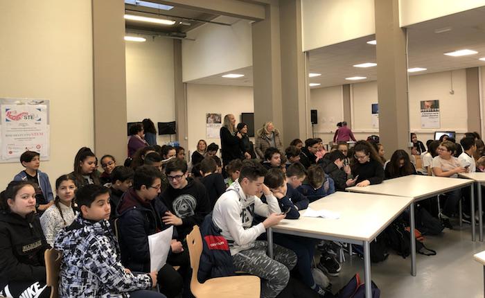 Idea.Lab, nel giorno del Pi greco i giovani luinesi di IIC si laureano vice campioni di RischiatuttoStem