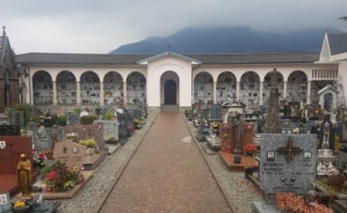 Nuovi loculi e ossari al Cimitero di Maccagno Inferiore, investimento da 200mila euro