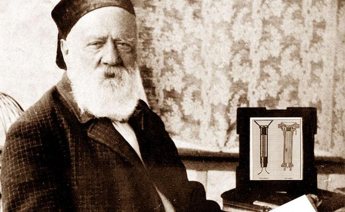 111 anni fa nasceva Antonio Meucci, l\'inventore del telefono