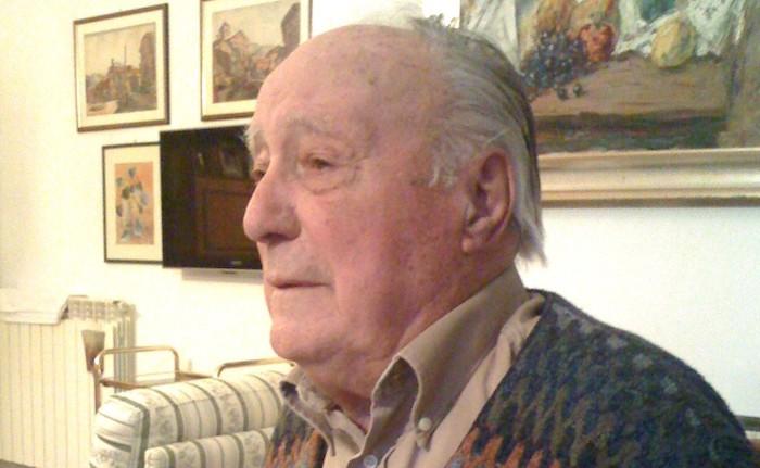 Porto Valtravaglia, addio al partigiano Bob. Domani i funerali di Danilo Fiulius