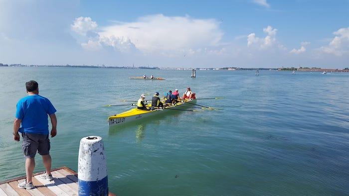 Trieste-Venezia e Vogalonga: remoturismo con la Canottieri Luino, sempre più protagonista in Italia