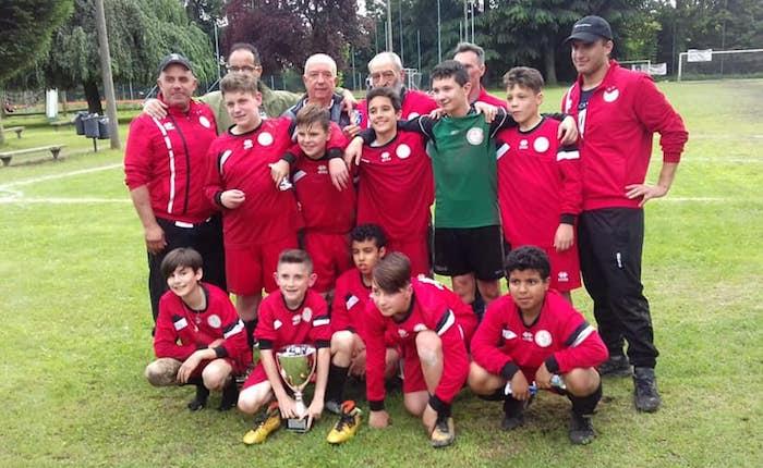 Cuvio, il Tornando Calcio vola e si laurea campione provinciale CSI Under 12