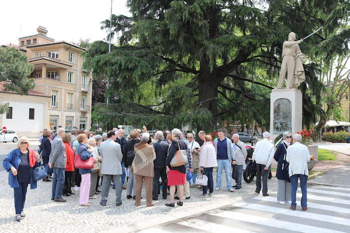 Da Milano a Luino nei luoghi di Chiara e Sereni
