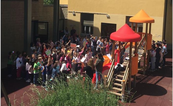 Luino, grande successo per la festa delle scuole elementari delle Motte