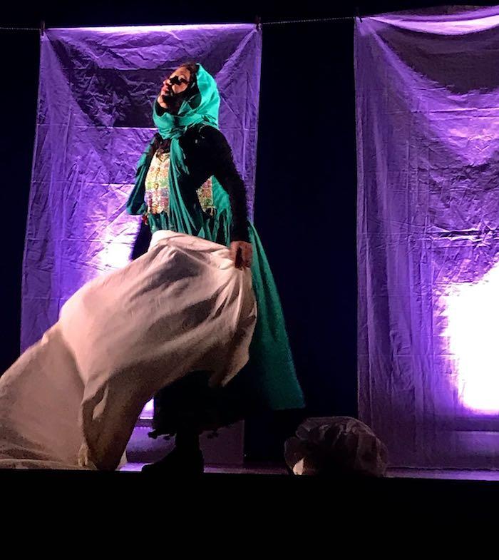 L'inferno dell'Afghanistan in scena al Teatro Nuovo. Tra i protagonisti Martino Iacchetti