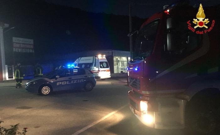 Un'altra moto contro un capriolo a Brissago Valtravaglia: ferito un 67enne, morto l'animale