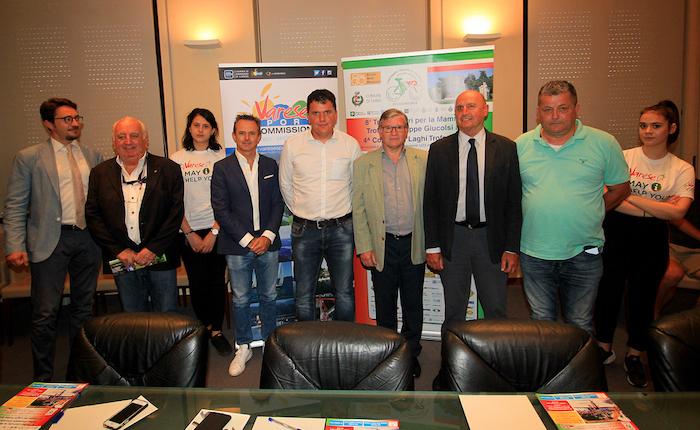 Ciclismo, presentato a Varese il Campionato Italiano Under 23 2018