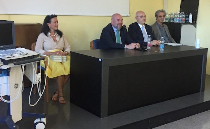 L'Ospedale di Luino presenta il nuovo primario di Chirurgia Carini e premia il fattore umano