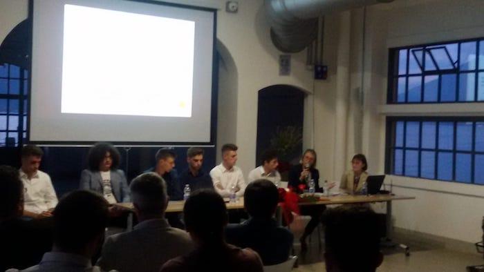 Aziende, progetti e lavoro sempre più al centro del futuro degli studenti luinesi