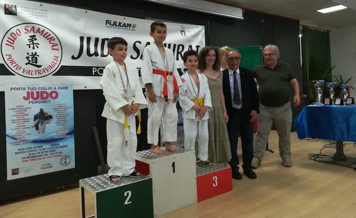 Si chiude la stagione con della Judo Samurai Porto Valtravaglia con un bel weekend di sport
