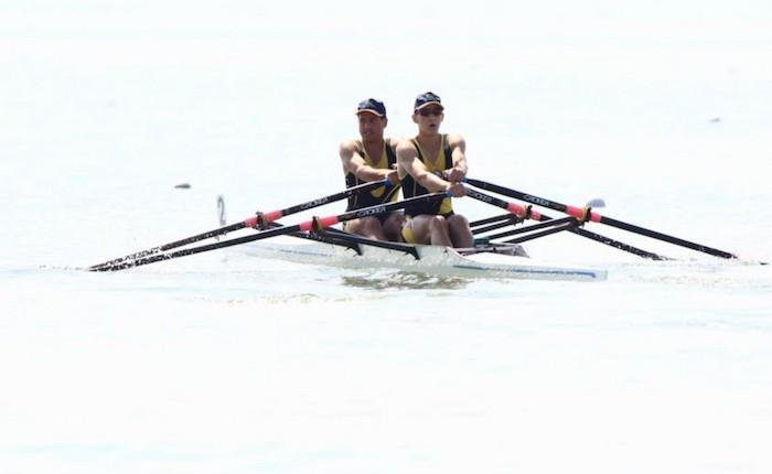 La Canottieri Luino ai Tricolori Junior di Varese, buoni risultati da Ippolito e Pagliuca
