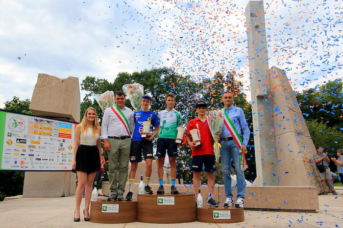 Ciclismo, Alessio Martinelli è il nuovo campione lombardo juniores