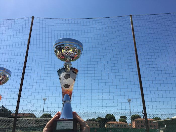 La squadra della provincia di Varese vince le finali di calcio UISP a Cesenatico