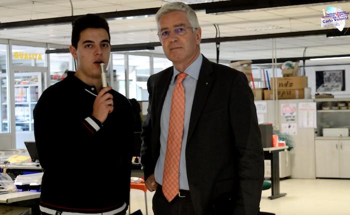 Brissago, la SPM premiata con il Bollino di Qualità alternanza scuola-lavoro