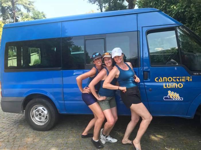 130 anni e non sentirli, la Canottieri Luino vola verso il futuro con il turismo straniero