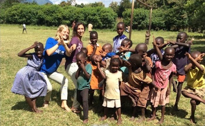 Da Germignaga in Uganda, l'esperienza delle giovani Marta e Sofia: