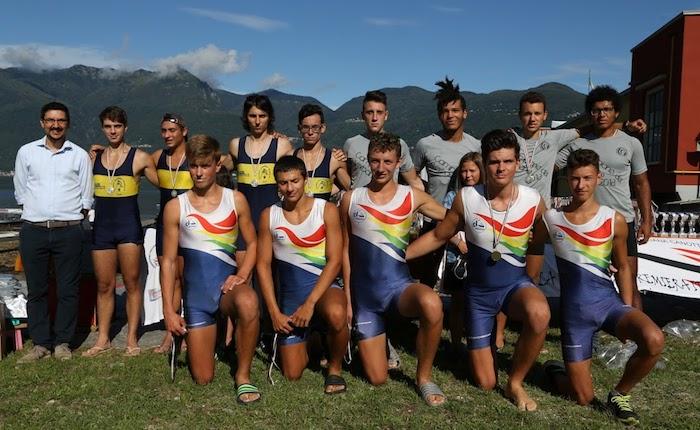 Canottieri Germignaga, sei titoli dai Campionati Provinciali FICSF sul lago Maggiore