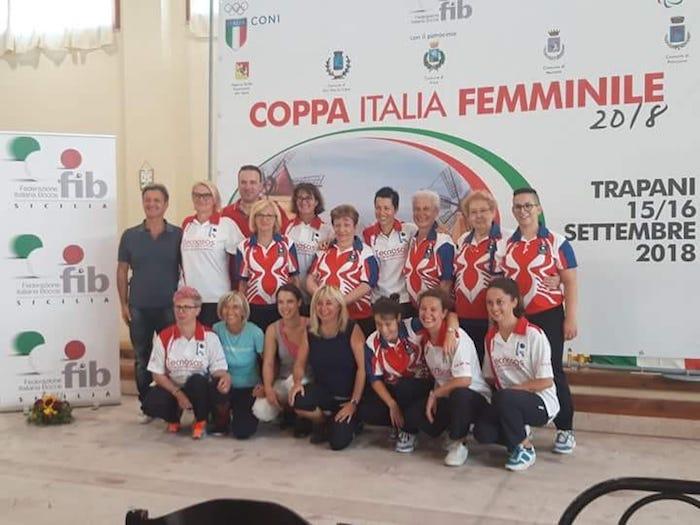 Bocce, Coppa Italia femminile: che spettacolo Varese, conquista il vello d'oro