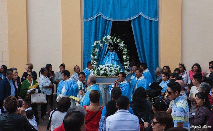 Bedero Valcuvia, la comunità ecuadoriana in festa per la loro