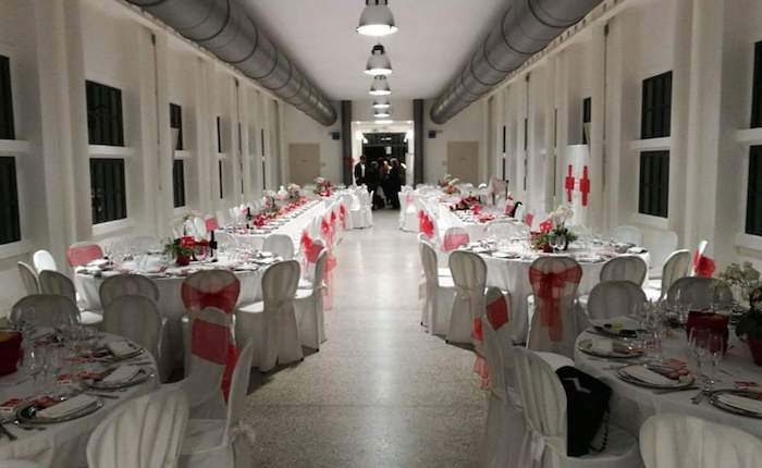 Quasi tutto esaurito alla 32esima Foundation Dinner della Croce Rossa di Luino