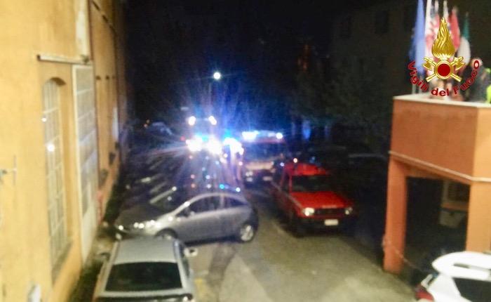 Laveno Mombello, a causa di un guasto nella notte persone bloccate sulla funivia