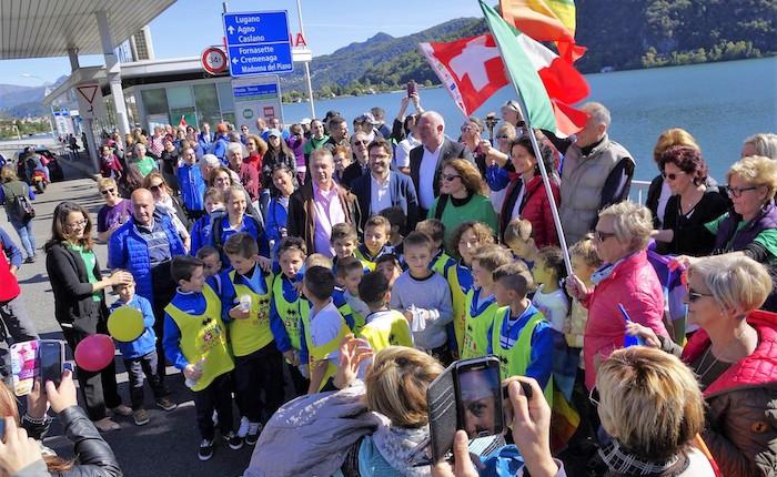 """Sesta edizione de """"Il Cammino per la Pace"""": torna l'evento che unisce Italia e Svizzera"""