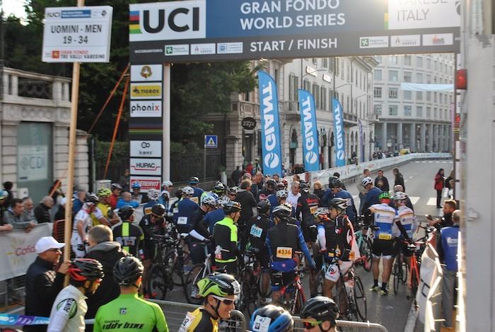 Oltre duemila partecipanti alla Granfondo Tre Valli Varesine