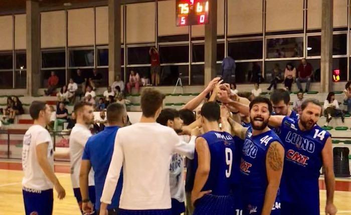 Ottimo esordio per la Pallacanestro Verbano Luino a Legnano, vittoria per 61-75