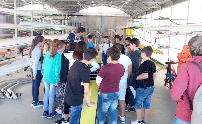 Ottimi riscontri a settembre per l'attività della Canottieri Luino, giovani protagonisti