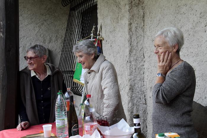 Dal 74esimo anniversario dell'eccidio della Gera, Ester De Tomasi: