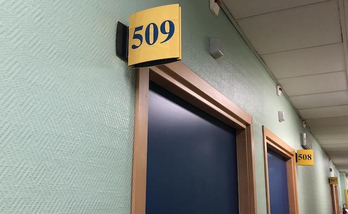 Luino, i grillini in Ospedale: