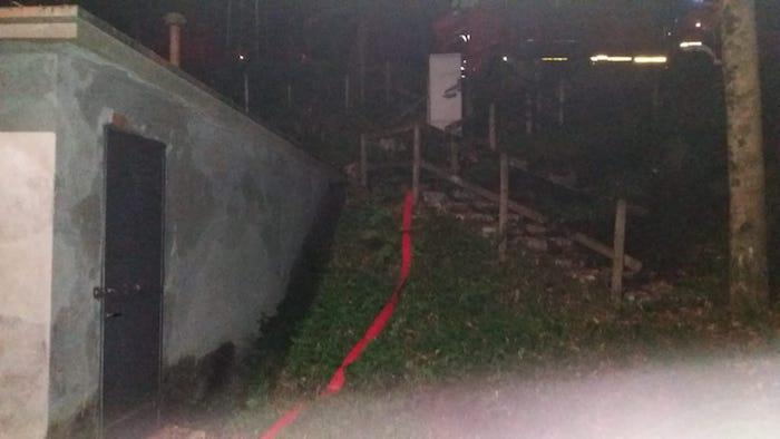 Rancio Valcuvia nella morsa della siccità, stop all'acqua in casa durante la notte