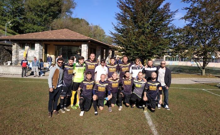 Germignaga Calcio, Vallone su rigore regala il pari all'esordio contro il Monvalle