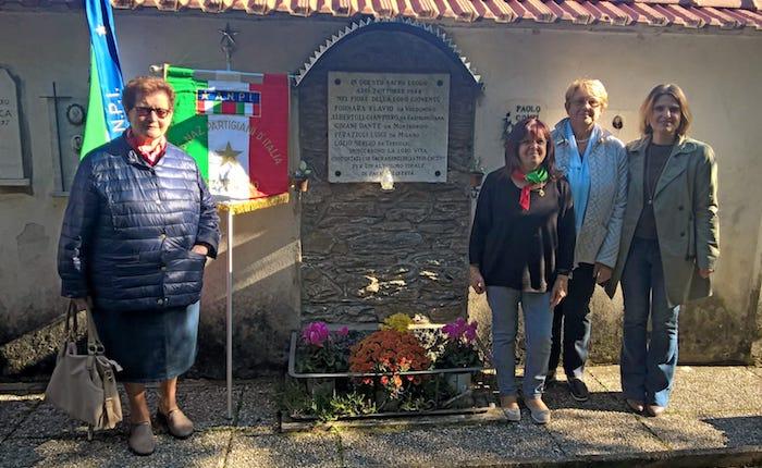 A Brissago il ricordo dei Caduti della Gera,