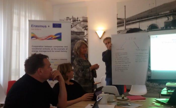 Luino, prosegue il progetto Erasmus+ KAII: gli studenti protagonisti del loro futuro