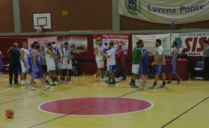 Prima Divisione: il Basket Verbano espugna Ponte Tresa e resta a punteggio pieno