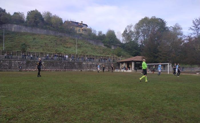 Germignaga Calcio batte di misura il Luvinate, Vallone e De Marzo regalano la vetta