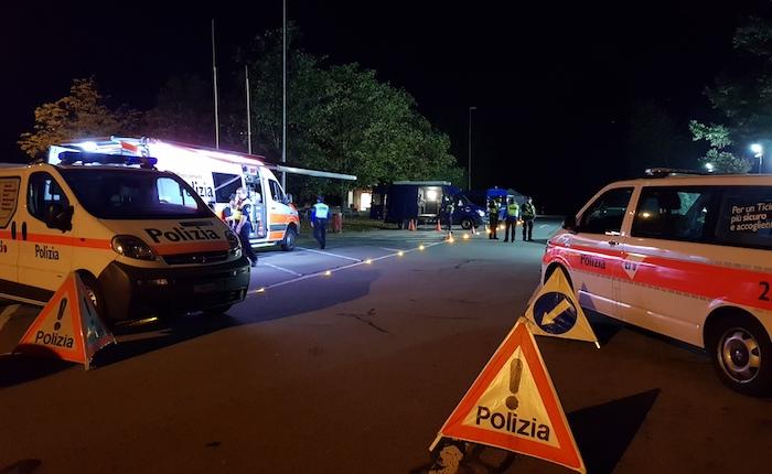 Controlli in Ticino nel weekend: patenti ritirate e sequestro di armi e droga. Anche 3 arresti