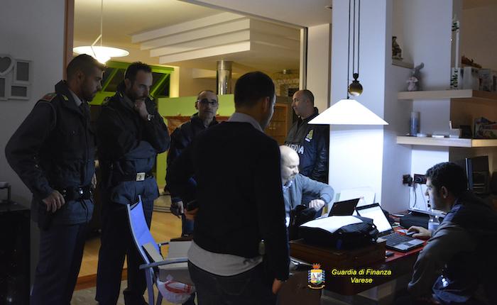 Luino, la Guardia di Finanza scopre una residenza sanitaria abusiva