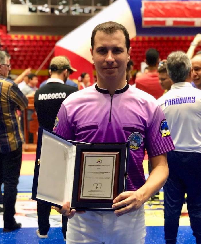 Colombia: Futsal, la finale dei Mondiali Under 20 è targata Brusimpiano con Giusppe Brunacci