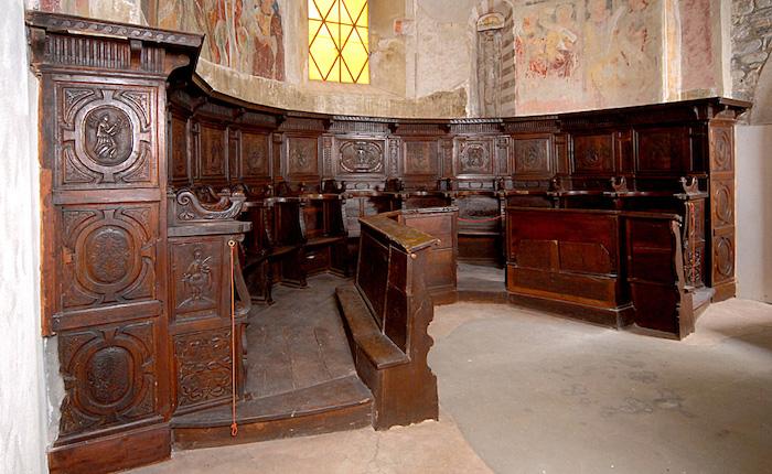 I tesori segreti delle chiese tra Germignaga e Brezzo di Bedero