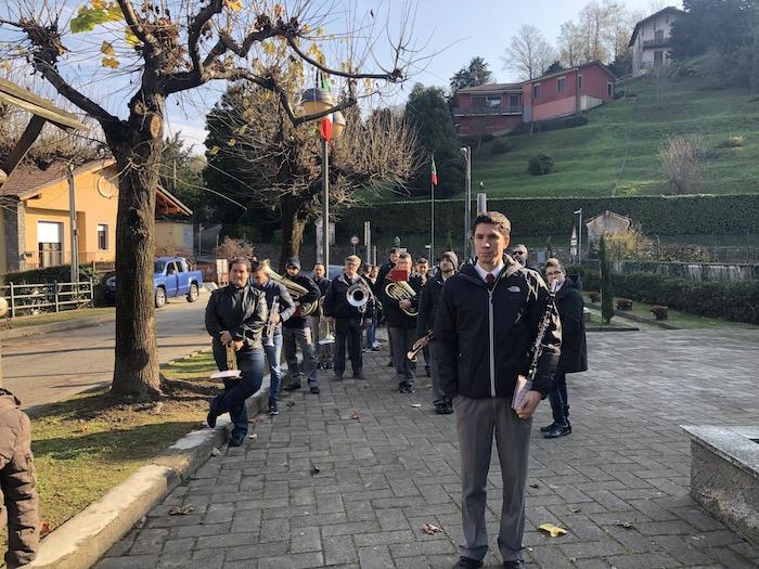 San Martino, a Cassano Valcuvia la memoria dei caduti per costruire il futuro dei giovani
