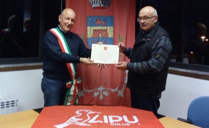 Lipu, premio a Maccagno con Pino e Veddasca per la tutela a rondini, rondoni e balestrucci