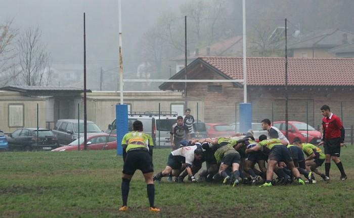 Rugby: prima sconfitta a Cassano per gli Unni Valcuvia, passa Malpensa