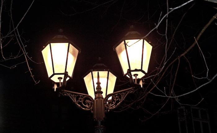 Illuminazione da esterni lampade sodio alta pressione