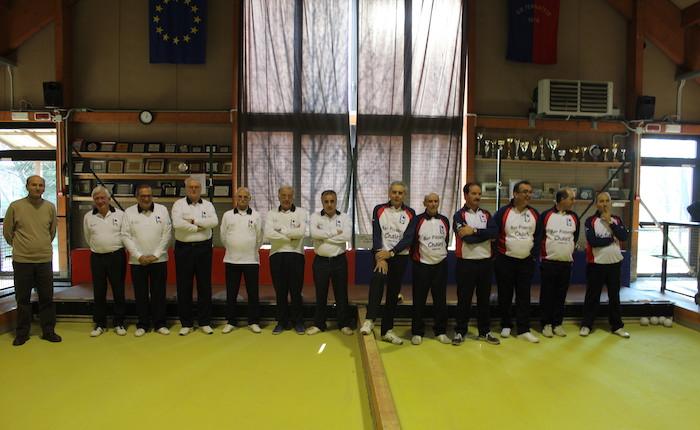 Campionato di Serie C a squadre, giornata chiarificatrice da Luino a Ternate